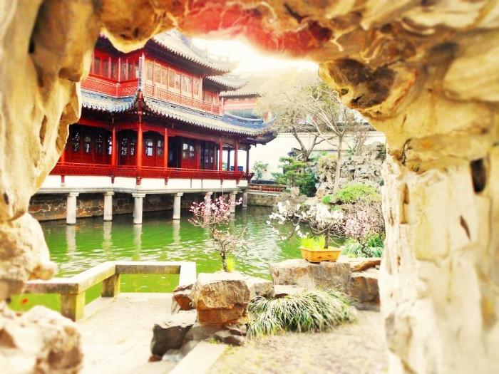 [Chine] Shanghai – YuyuanGarden
