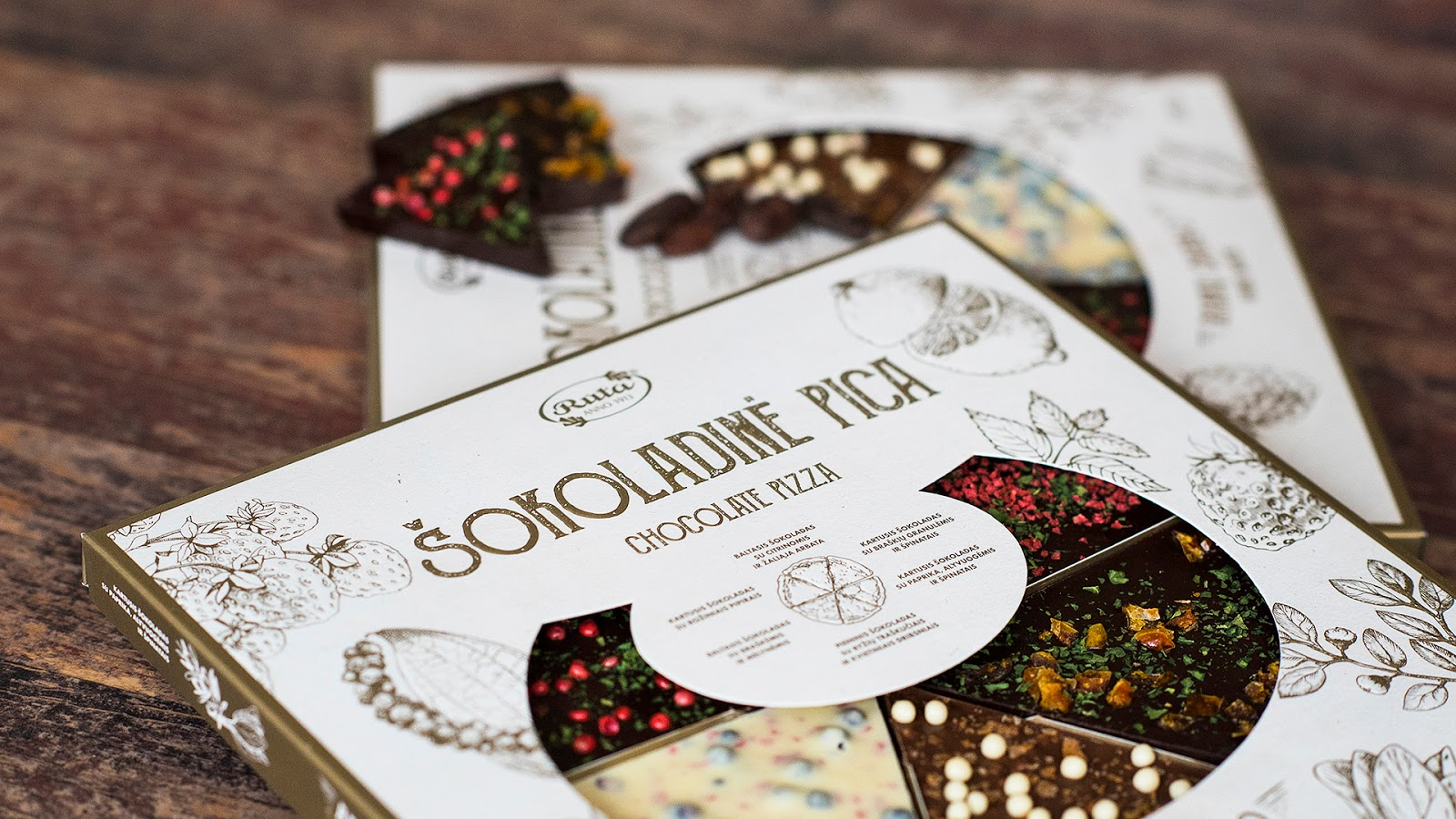 design  top 5 des packagings de tablettes de chocolat