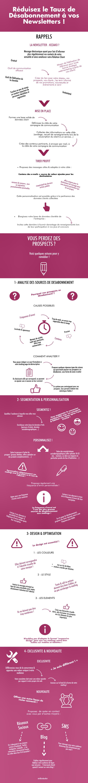 [Infographie] Réduisez le Taux de Désabonnement à vos Newsletters📨