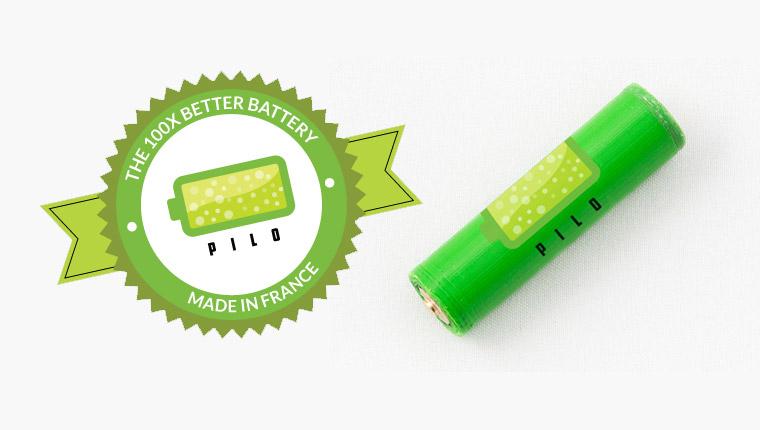 pilo-batterie