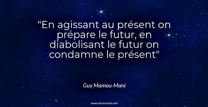 [Citation d'Expert] 🌟 Guy Mamou-Mani sur leNumérique