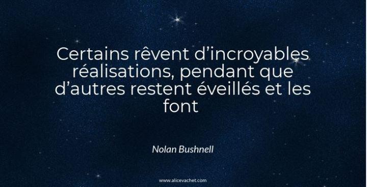 [Citation Entrepreneur]💡Nolan Bushnell