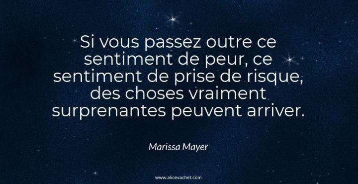 [Citation Entrepreneur]💡Marissa Mayer