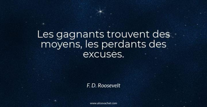 [Citation Entrepreneur]💡F.D. Roosevelt