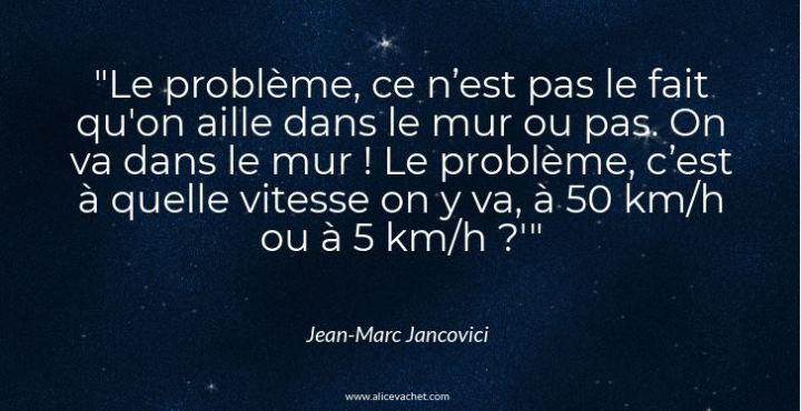 [Citation d'Expert] 🌟 Jean-Marc Jancovici sur leclimat