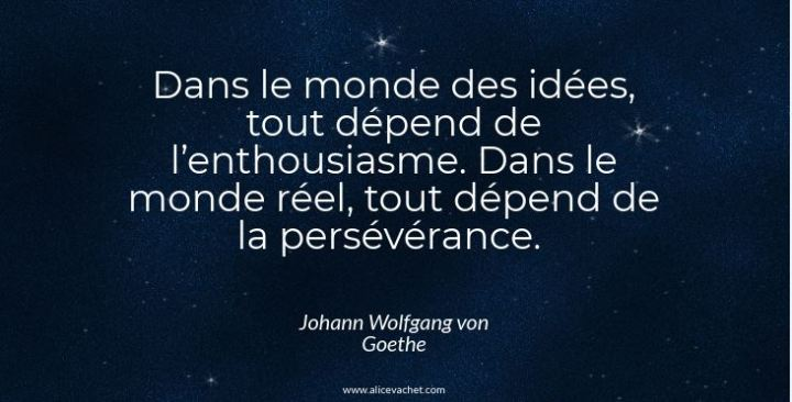 [Citation Entrepreneur]💡Johann Wolfgang von Goethe