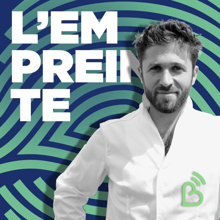L'Empreinte 🎧 Julien Duboué, Chef Landais et Parisien🍽