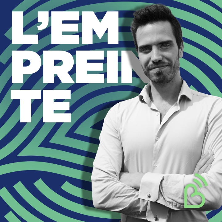 L'Empreinte 🎧 Noel Bauza, Fondateur de la start-up ZEI♻️