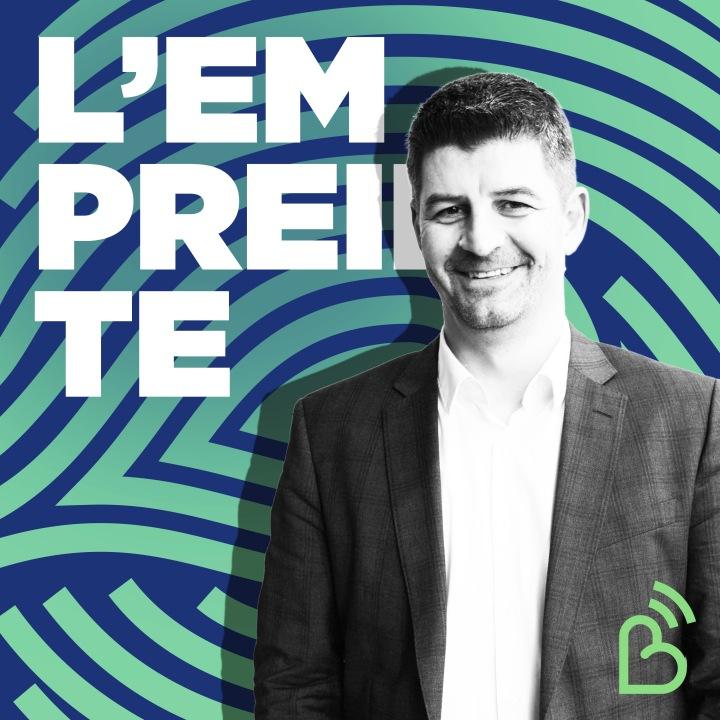 L'Empreinte 🎧 Romain Roy, Fondateur et CEO de Greenweez🌍
