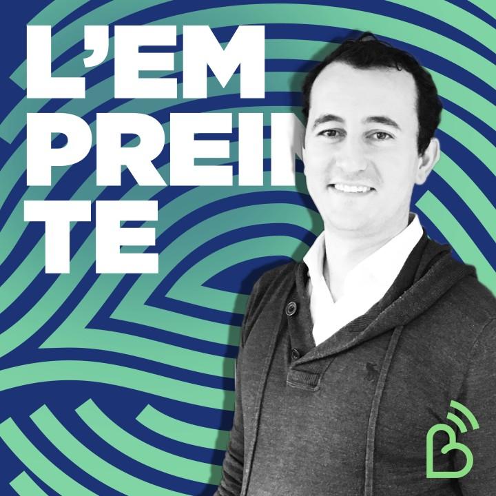 L'Empreinte 🎧 Santiago Lefebvre, Fondateur de ChangeNow♻️