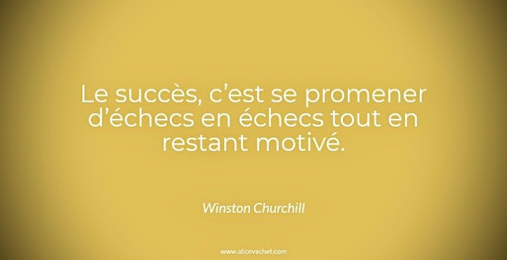 [Citation Entrepreneur] 💡 Winston Churchill
