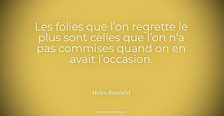 [Citation Entrepreneur]💡Helen Rowland