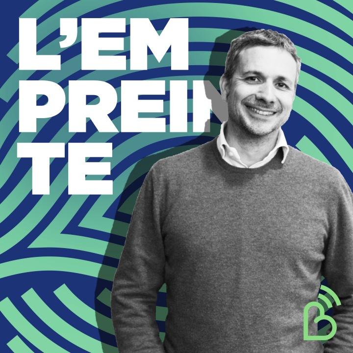 L'Empreinte 🎧 Julien Tchernia, Co-Fondateur et Président d'ekWateur ♻️