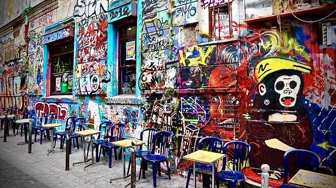 [Street Art] Coups de Coeur Parisiens👌🏻