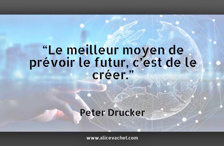 [Citation Entrepreneur] 💡 Peter Drucker