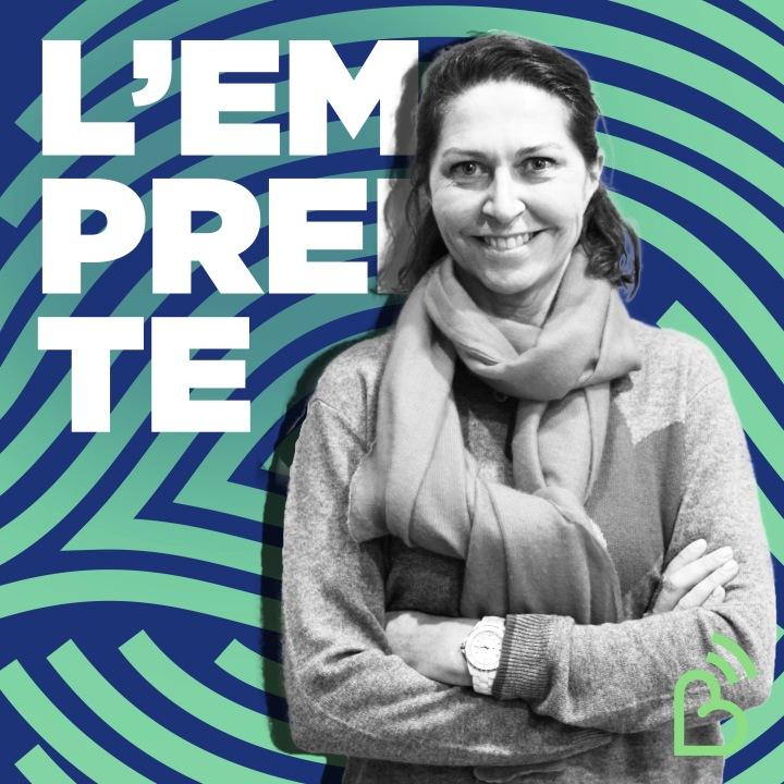 L'Empreinte 🎧 Marie-Hélène Lair, Directrice de l'Innovation Responsable de Clarins🧴