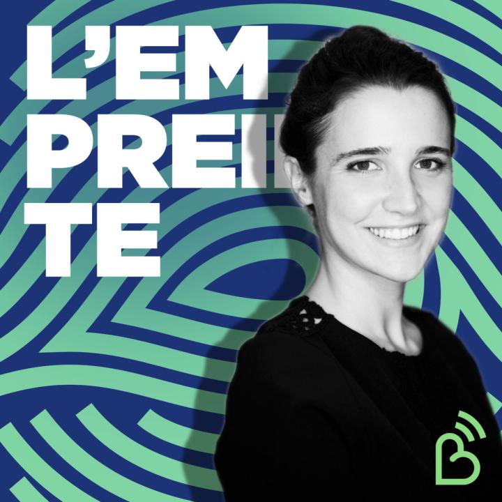 L'Empreinte 🎧 Audrey Destang, Fondatrice & CEO de Popee🧻