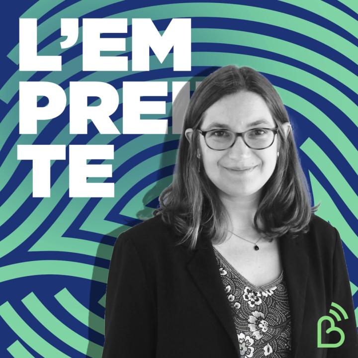 L'Empreinte 🎧 Fanélie Carrey-Conte, Secrétaire Générale d'Enercoop ♻️