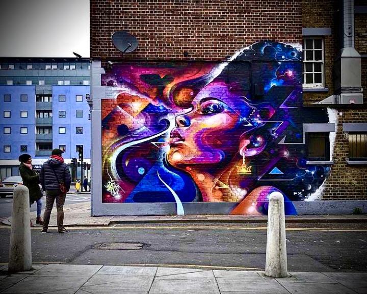 [Street Art] Quelques-uns de mes coups de coeur (Partie2)🎨