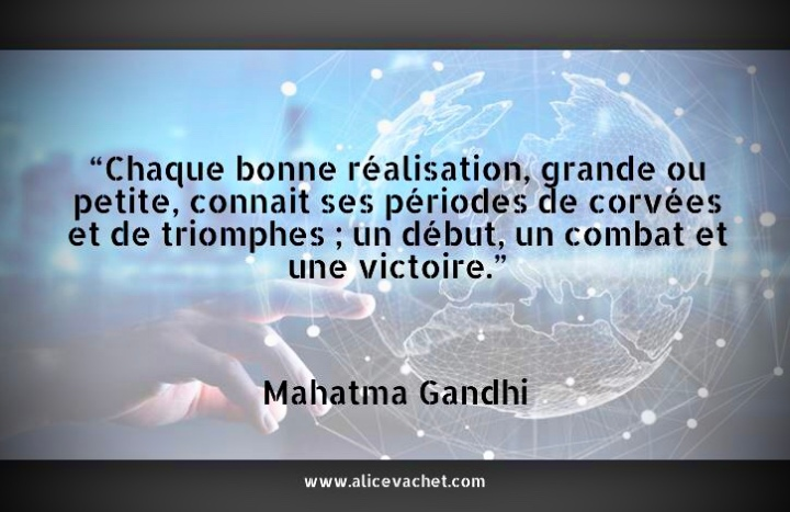 [Citation Entrepreneur] 💡Gandhi