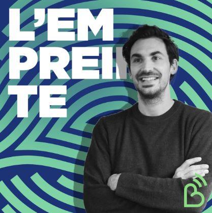 L'Empreinte 🎧 Emmanuel Bentejac, Fondateur & CEO de Wenabi♻️
