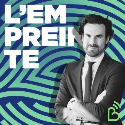 L'Empreinte 🎧 – Episode anniversaire – Matthias Vicherat, secrétaire général du groupe Danone♻️