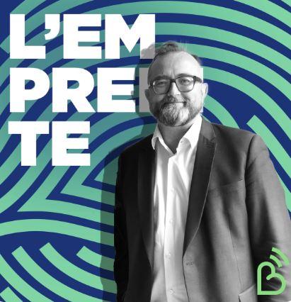 L'Empreinte 🎧 Christophe Itier, Haut-Commissaire à l'Economie Sociale & Solidaire et à l'Innovation Sociale♻️