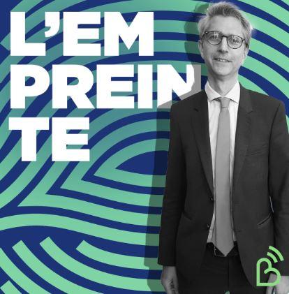 L'Empreinte 🎧 Matthieu Riché, Directeur de la RSE du Groupe Casino🌍