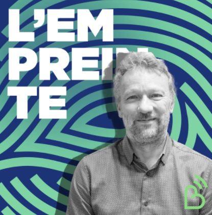 L'Empreinte 🎧 Vincent Maillard Co-fondateur de Plüm Energie♻️