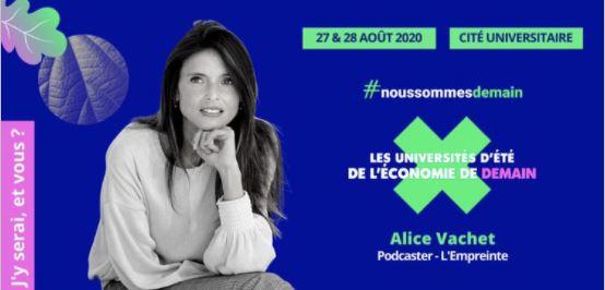 L'Empreinte 🎧 Live aux UEED2020