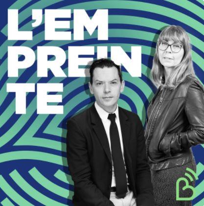 L'Empreinte 🎧 Episode Spécial sur la raison d'être des marques avec Laurent Broca, directeur Havas France et Gaelle Le vu, directrice de la communication et de la RSE Orange France♻️