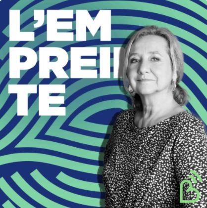L'Empreinte 🎧 Live avec Cécile Colonna d'Istria, fondatrice du salon PRODURABLE♻️