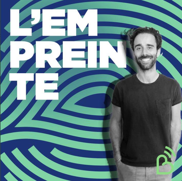 L'Empreinte 🎧 Cyril Neves, Fondateur Les Petits Bidons♻️