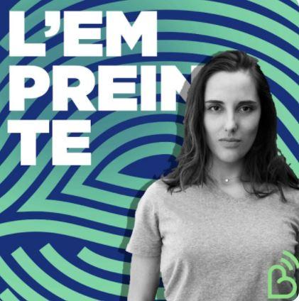 L'Empreinte 🎧 Maud Caillaux, co-fondatrice de Green-Got♻️