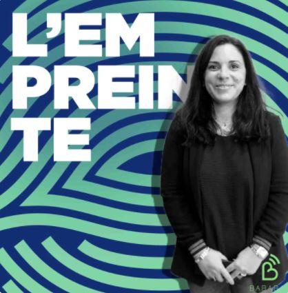 L'Empreinte 🎧 Jeanne Séguéla-Bouchet, co-fondatrice de FAVA♻️