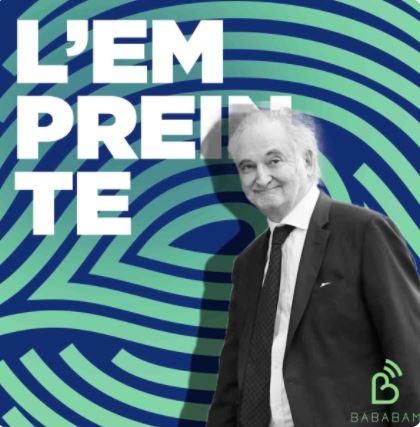 L'Empreinte 🎧 Jacques Attali, écrivain, économiste et président de la Fondation Positive Planet♻️