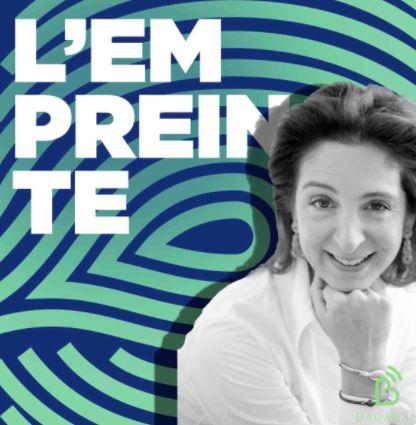 L'Empreinte 🎧 Fanny Picard, présidente et fondatrice d'Alter Equity♻️