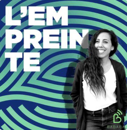 L'Empreinte 🎧 Loubna Ksibi, co-fondatrice de Meet My Mama♻️