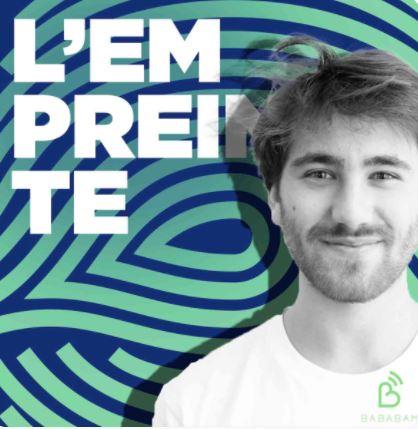 L'Empreinte 🎧 Vincent Touboul, président et fondateur de Goodeed♻️