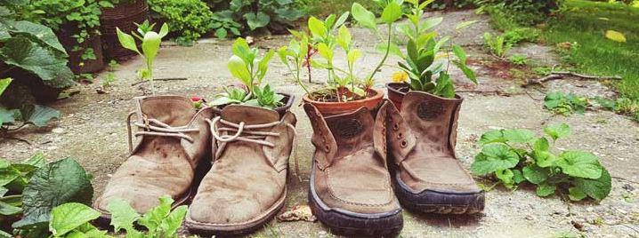 [Récup'] 10 idées déco insolite pour le jardin ♻️ Partie2