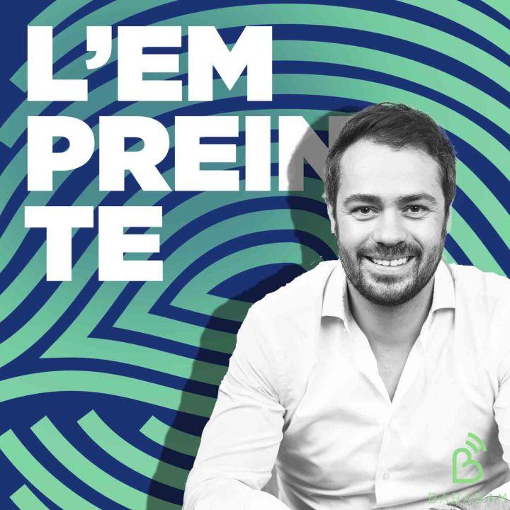 L'Empreinte 🎧 Florian Breton, co-fondateur de MiiMOSA♻️