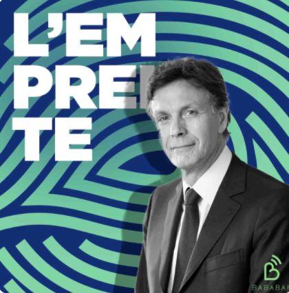 L'Empreinte 🎧 Jean Hornain, directeur général de Citeo♻️
