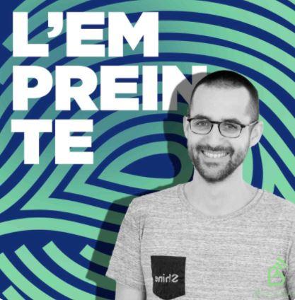 L'Empreinte 🎧  Nicolas Reboud, CEO de Shine♻️