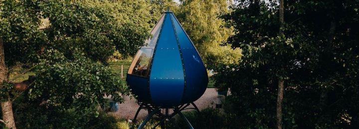 [Tourisme Durable] Des logements insolites en France, pour séjourner éco-friendly ♻️ Drô'Lit & Domaine du LieuDieu