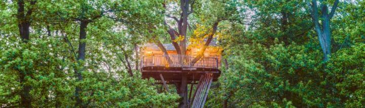[Tourisme Durable] Des logements insolites en France, pour séjourner éco-friendly ♻️ Coucoo Cabanes &Huttopia