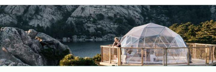 [Tourisme Durable] 10 logements insolites en France, pour séjourner éco-friendly  (Partie 5)♻️