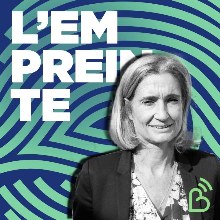 L'Empreinte 🎧 Béatrice Mandine, Directrice de la Communication et de la Marque Orange📱