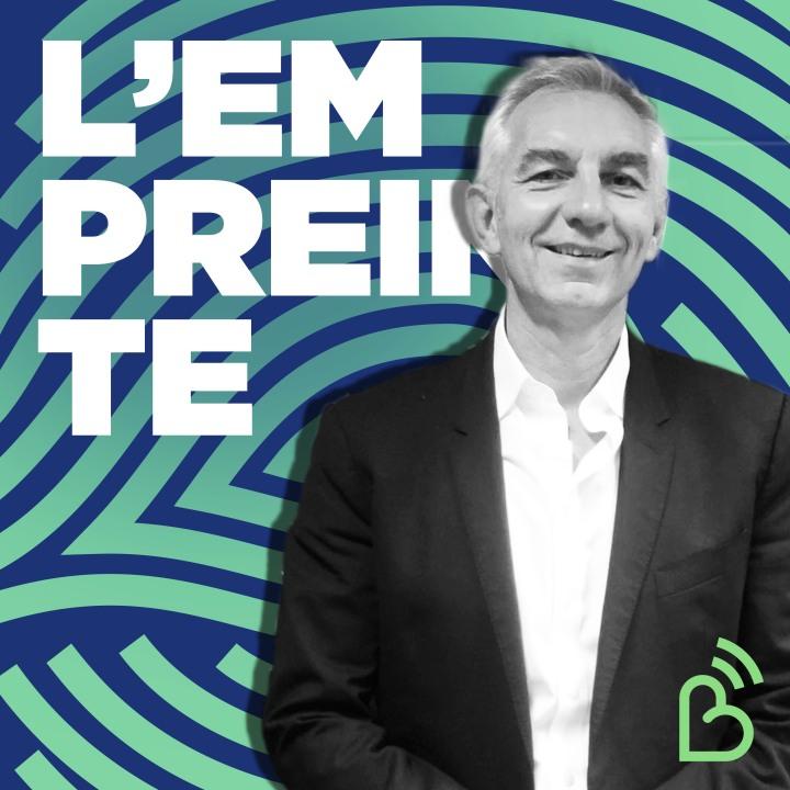 L'Empreinte 🎧 Arnaud Deschamps, Directeur Général de Nespresso France☕️