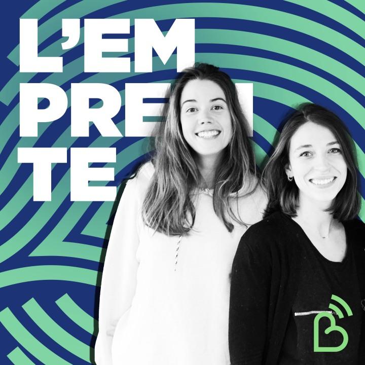 Clémentine Granet & Camille Brégeaut, Co-fondatrices Les PetitsPrödiges