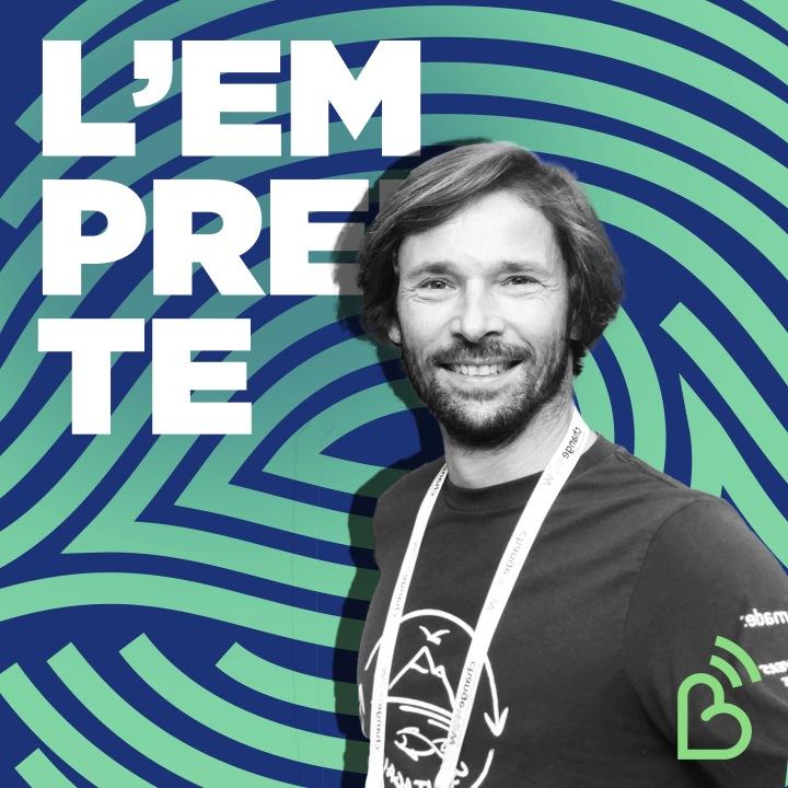 """L'Empreinte 🎧 Romain Pilliard, Navigateur et Fondateur de """"Use It Again""""♻️"""